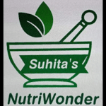 suhitas nutriwonder logo by localbuyx